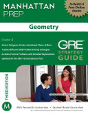 Geometry GRE Strategy Guide  3rd Edition