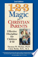 1 2 3 Magic for Christian Parents