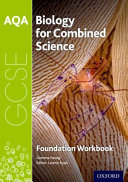 AQA GCSE Biology for Combined Science