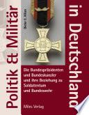 Politik und Militär in Deutschland