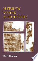 Hebrew Verse Structure