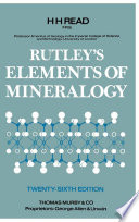 Rutley   s Elements of Mineralogy