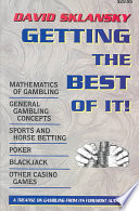 Getting The Best Of It : sports betting, and general gambling concepts....