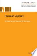Focus on Literacy   Oxford Key Concepts for the Language Classroom