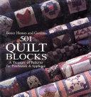 501 Quilt Blocks