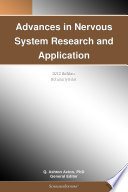 Advances in Nervous System Research and Application: 2012 Edition
