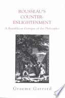 Rousseau S Counter Enlightenment