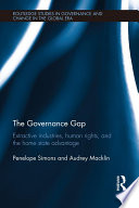 The Governance Gap