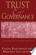 Trust and Governance