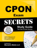 CPON Exam Secrets Study Guide