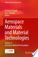 Aerospace Materials and Material Technologies