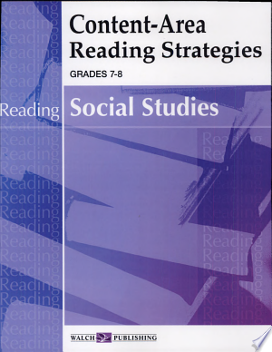 Content-Area Reading Strategies for Social Studies - ISBN:9780825143342