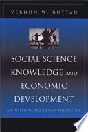 Social Science Knowledge and Economic Development