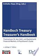 Handbuch Treasury   Treasurer s Handbook