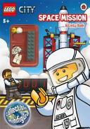 LEGO CITY  Space Mission Activity Book with LEGO Minifigure