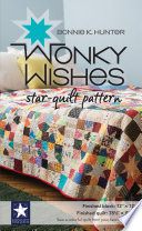 Wonky Wishes Star Quilt Pattern