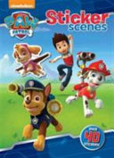 Nickelodeon Paw Patrol Sticker Scenes