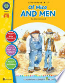 Of Mice and Men   Literature Kit Gr  9 12