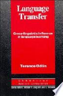 Language Transfer