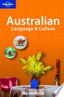 Australian Language and Culture