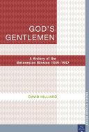 God's Gentlemen Book