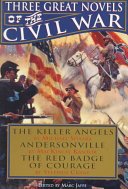 Three Great Novels of the Civil War