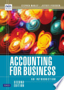 Accounting for Business  An Introduction