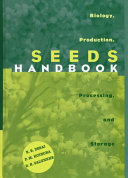Seeds Handbook Science And Technology Such As