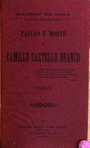 Book PAIXAO E MORTE DE CAMILLO CASTELLO BRANCO