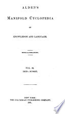 Alden s Manifold Cyclopedia of Knowledge and Language