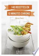 Petit livre de - Les recettes 10 minutes chrono