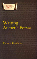 Writing Ancient Persia