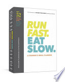 Run Fast Eat Slow Meal Planner