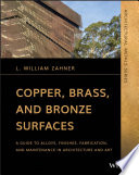 Copper Brass And Bronze Surfaces