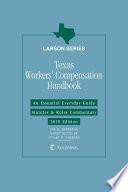 Texas Workers' Compensation Handbook