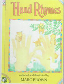 Hand Rhymes Marc Tolon Brown Cover