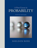 Read A First Course in Probability