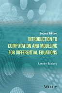 Introduction to Computation and Modeling for Differential Equations