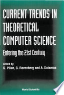 Current Trends In Theoretical Computer Science