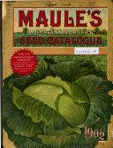 Maule s Seed Catalogue