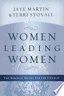 Women Leading Women book