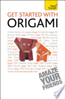 Get Started with Origami  Teach Yourself