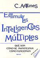 Estimular las inteligencias m  ltiples