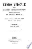 L'union médicale