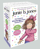 Junie B  Jones Complete Kindergarten Collection