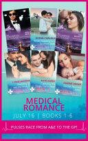 Medical Romance July 2016