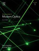 download ebook encyclopedia of modern optics pdf epub