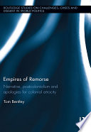 Empires Of Remorse : of pride for european states and their politicians....