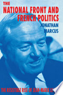 The National Front and French Politics