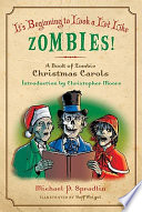 It S Beginning To Look A Lot Like Zombies book